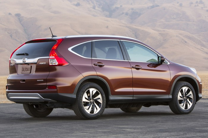 Have You Ever Wondered Which Was The Best SUV In America No Need To Continue Search For Answer New 2015 Honda CR V Is Poised Make It 11