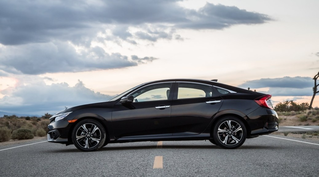 Kelley Blue Book Names The 2016 Honda Civic Its Overall Best Buy Winner